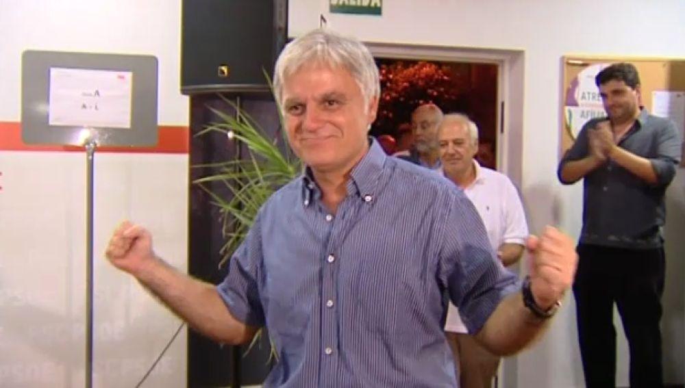 José Miguel Pérez será el candidato del Partido Socialista canario a la presidencia del Gobierno de Canarias