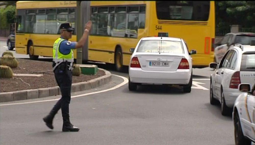 Policías, abogados y médicos se especializan en accidentes simulados