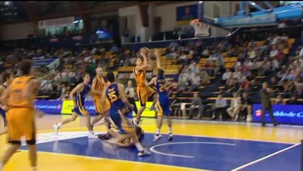 El Granca vapulea al KK Zagreb por 96-60