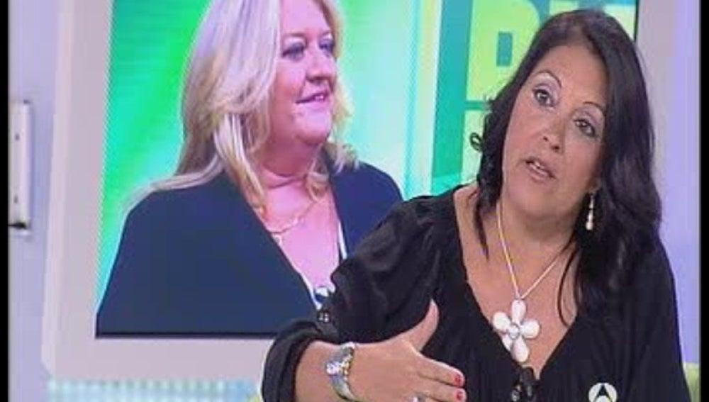 Patricia le pide explicaciones a su cuñada