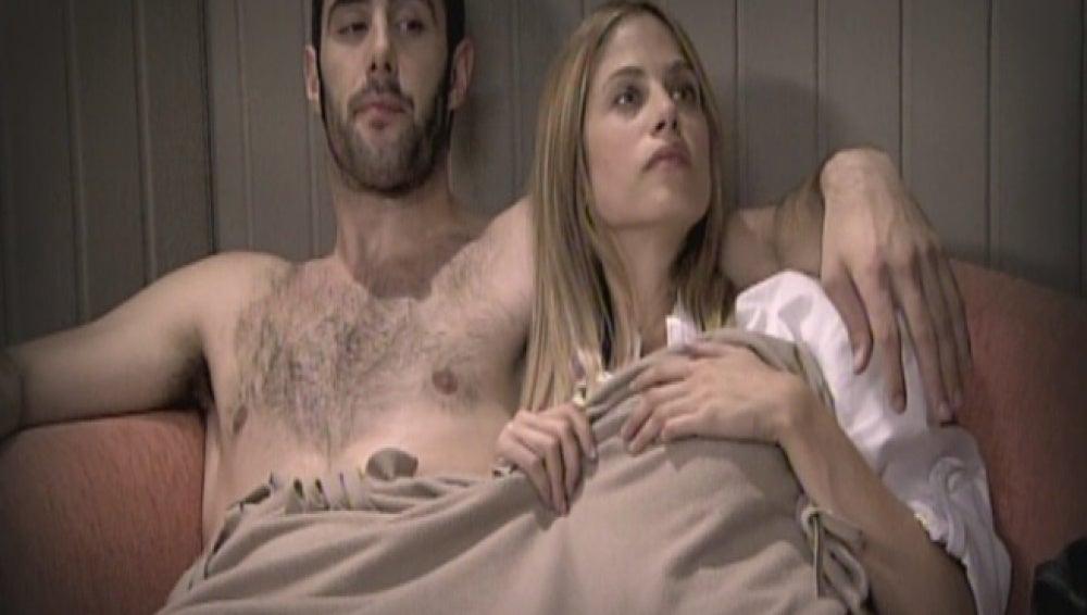 Fin del romance entre David y Martina