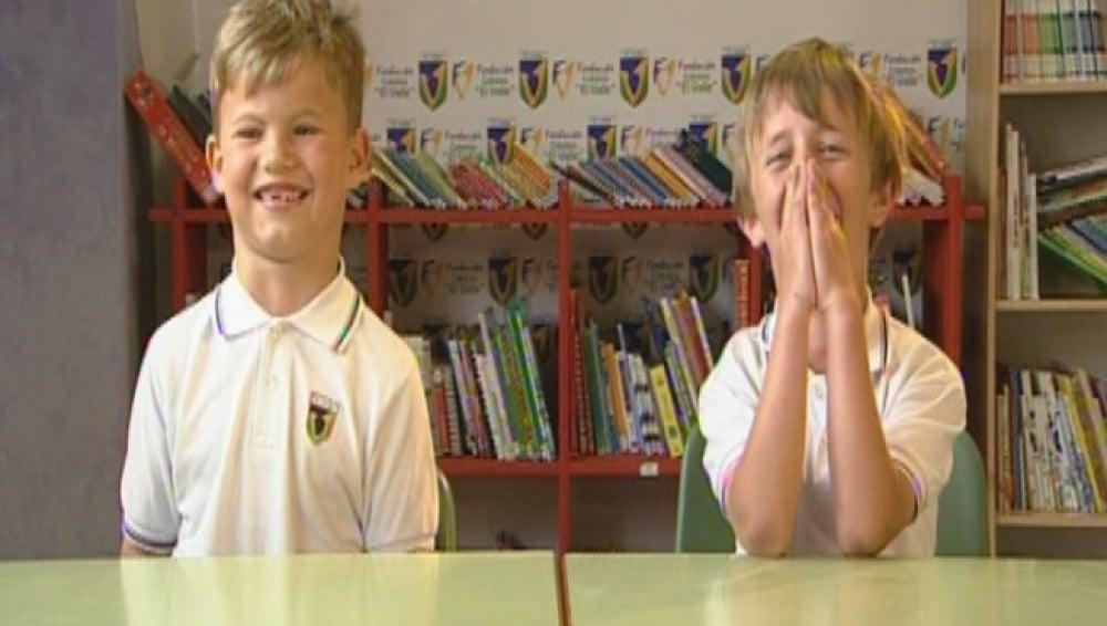 Vitaly y Dani - Escuela de Chistes