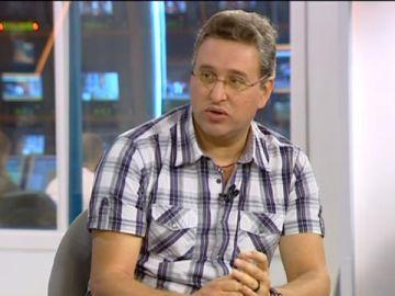 Entrevistamos Jesús Alberto González, de Cáritas