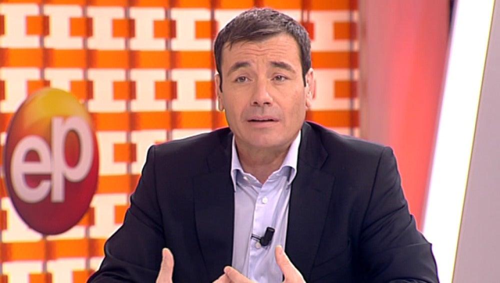 Tomás Gómez en Espejo Público