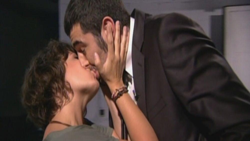 Montse Huertas y David Amor