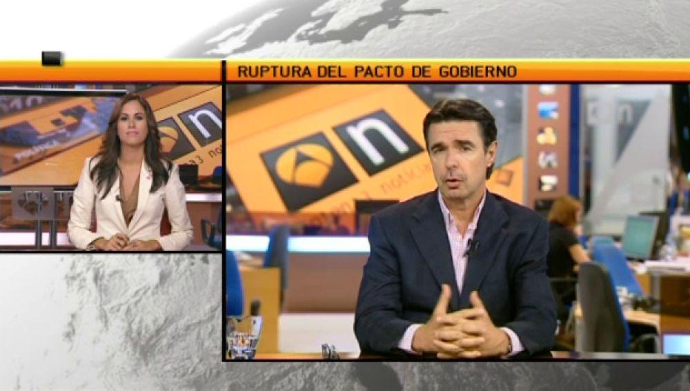 Entrevista con José Manuel Soria