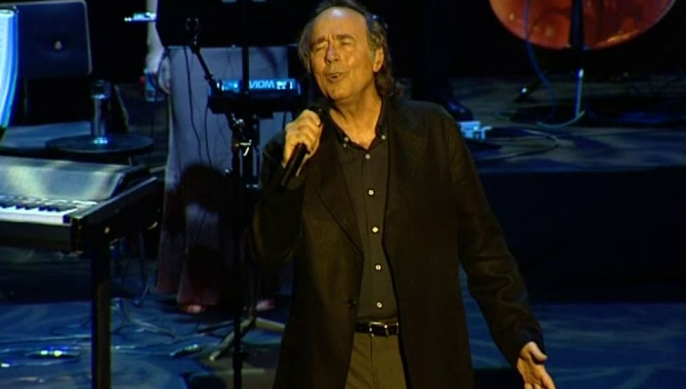 Serrat vuelve a Canarias con un homenaje a Miguel Hernández