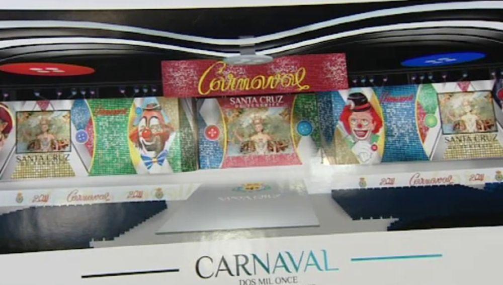 El carnaval de Santa Cruz ya tiene escenario