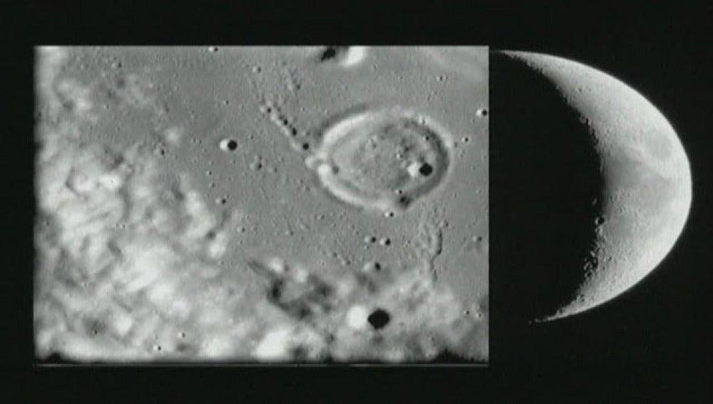 Nuevos secretos de la Luna