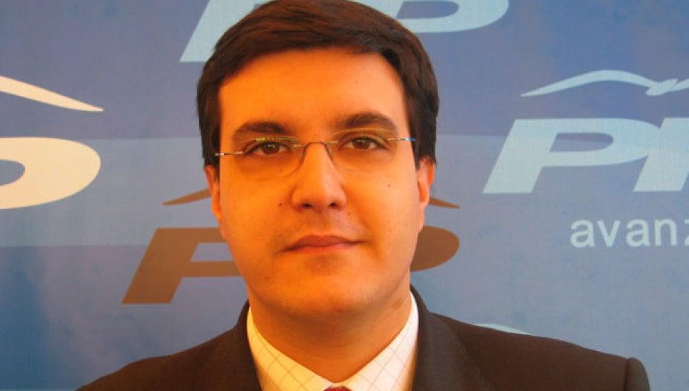 José Luis Ayllón, secretario general del PP