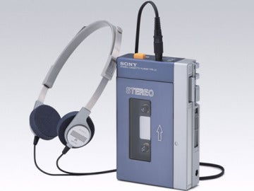 Walkman, de Sony