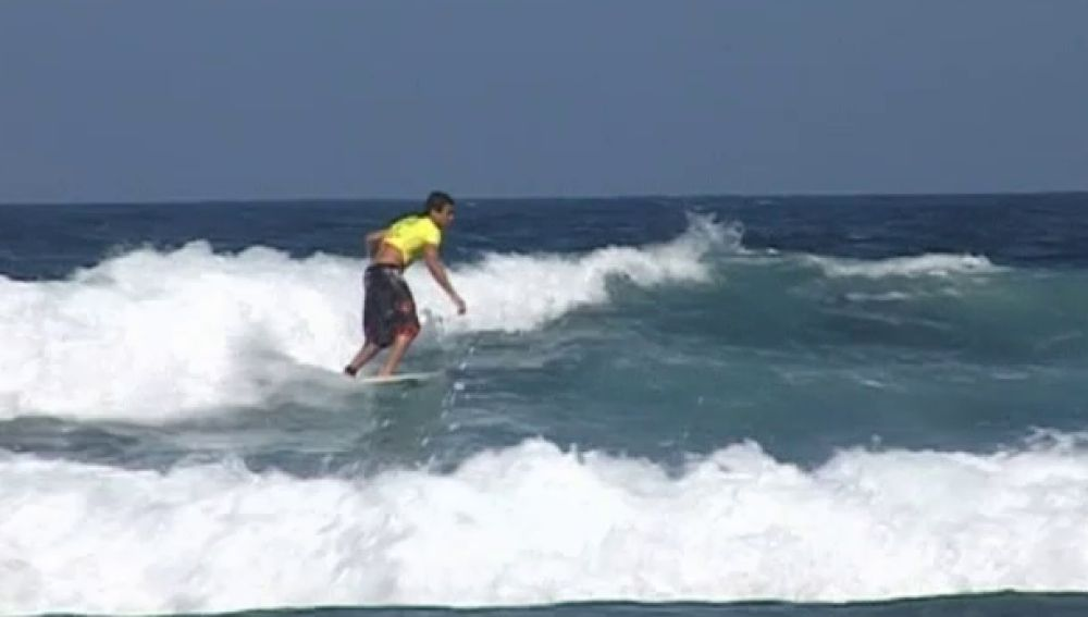 Campeonato de Surf Canarias Santa Pro
