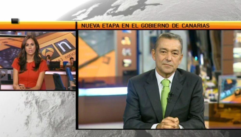 Entrevista Paulino Antena 3 Canarias