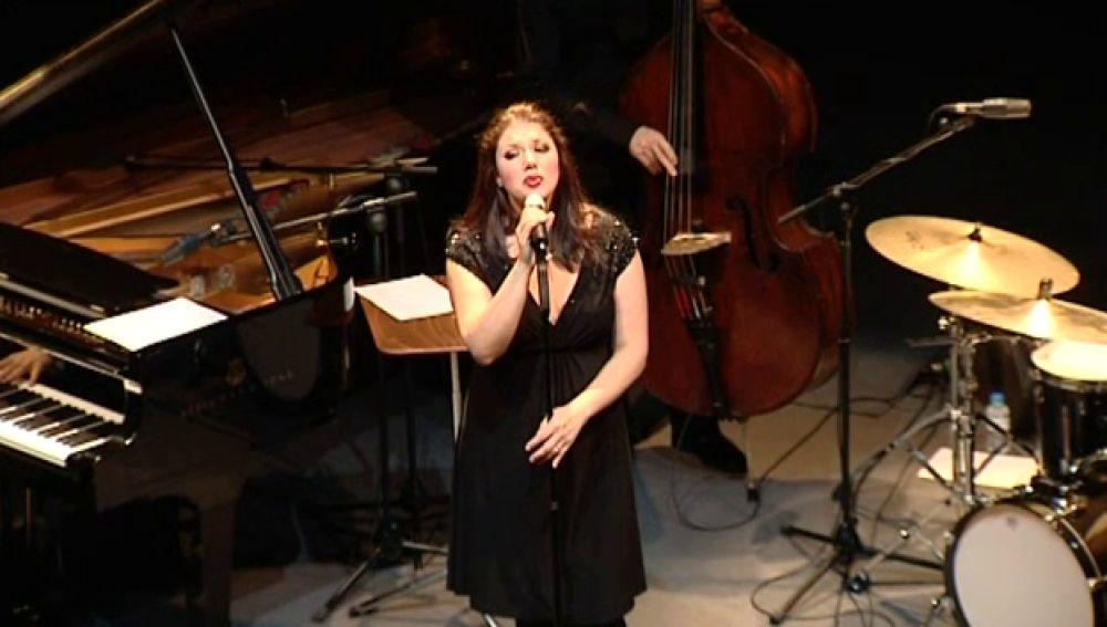 Jane Monheit presenta su disco en el Auditorio de Tenerife