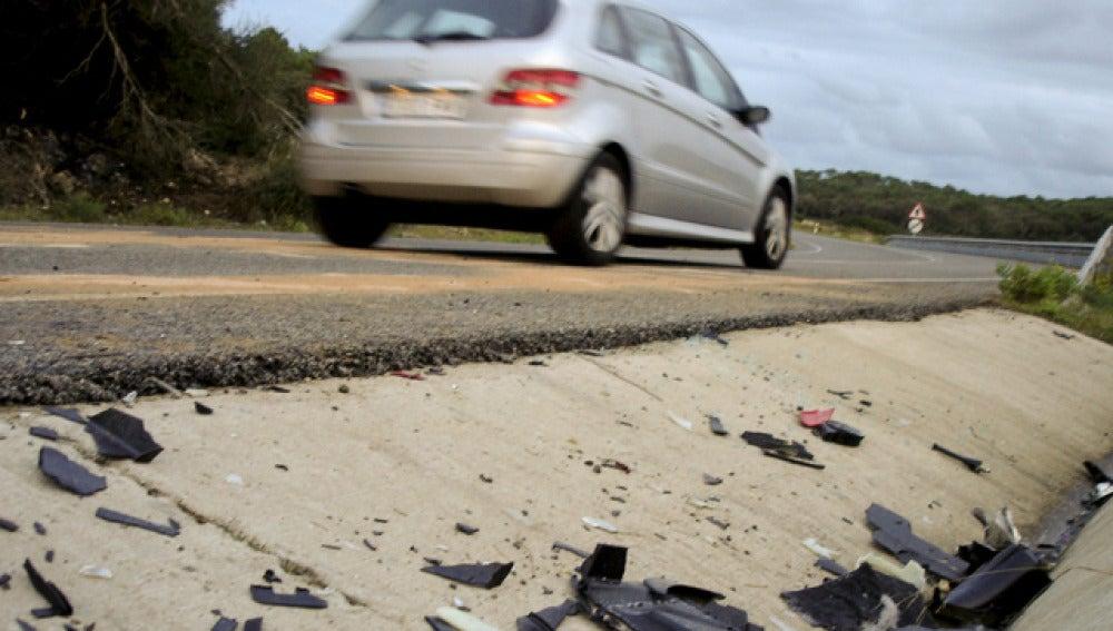 Varios accidentes mortales durante el fin de semana
