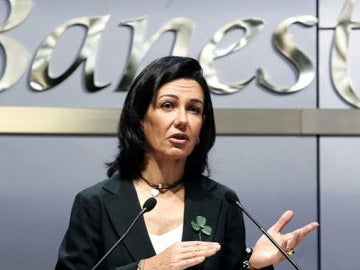 Ana Patricia Botín, presidenta de Banesto