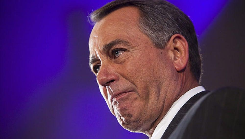 John Boehner, nuevo representante de la Cámara Baja