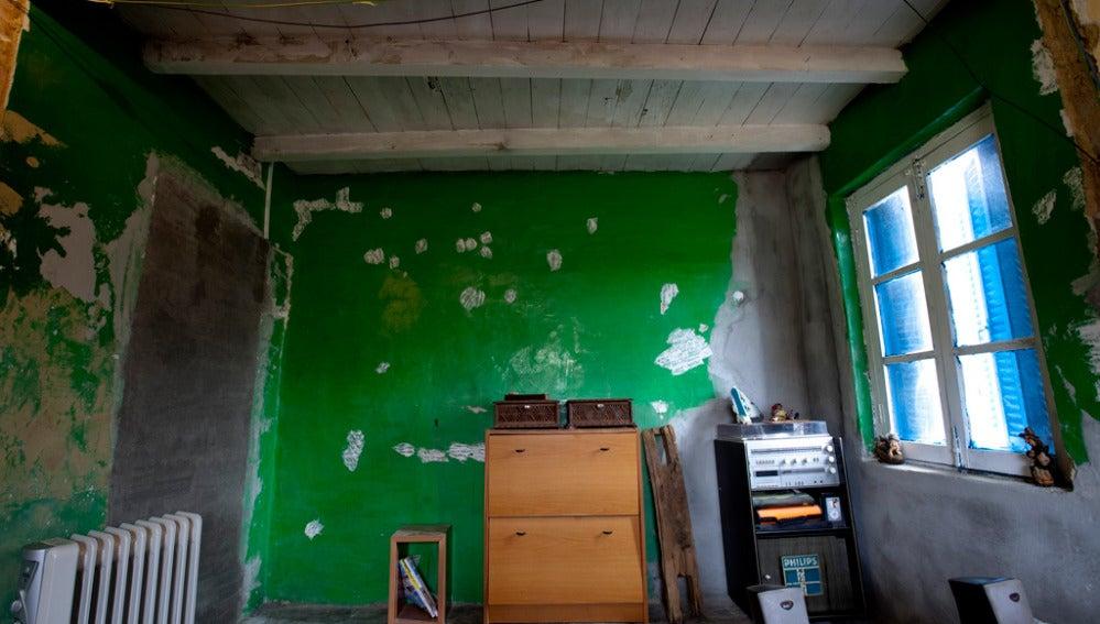 Renovar casa antigua