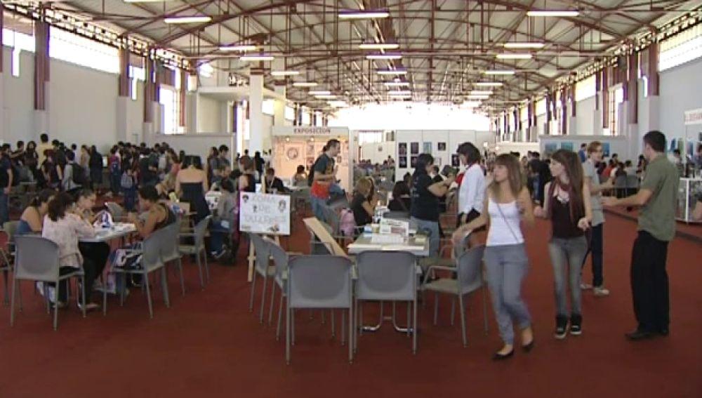 Abre sus puertas el festival Manga en LPGC