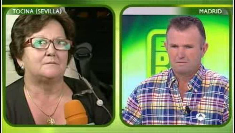 La Caravana sorprende a Rafaela en Sevilla - Parte 3