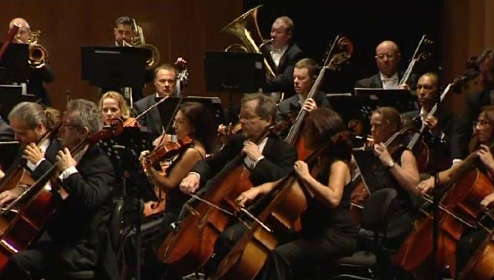 Recital de cumpleaños de la Sinfónica en el Guimerá