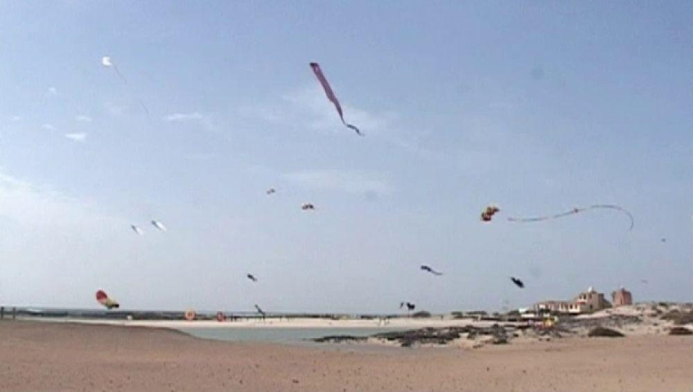 Festival de cometas en Fuerteventura