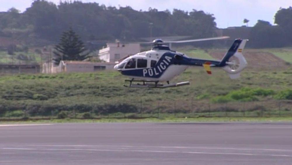 Nuevo helicóptero para la Policía Nacional