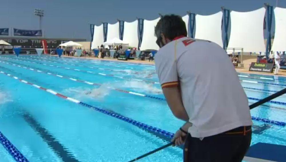 Primeras olimpiadas canarias del deporte adaptado