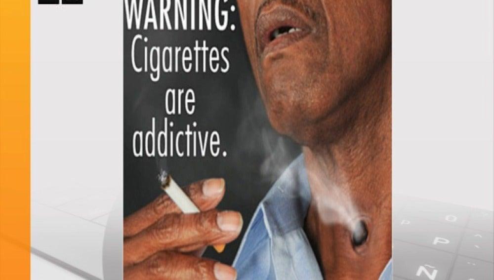 EE UU prepara una agresiva campaña antitabaco