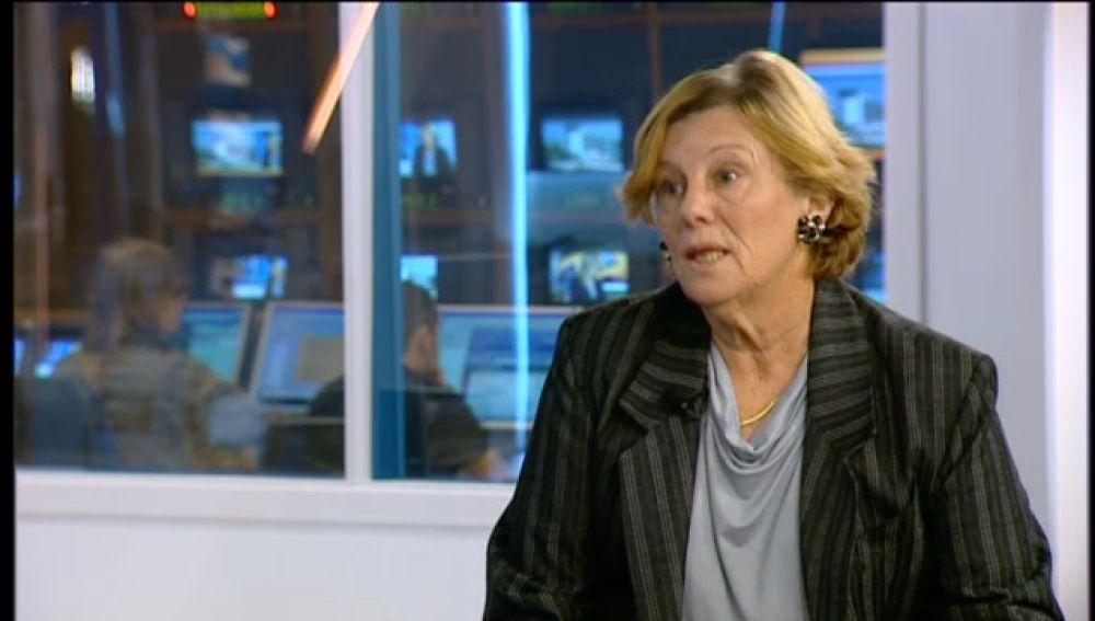Dora Pérez, de la Asamblea 7 Islas
