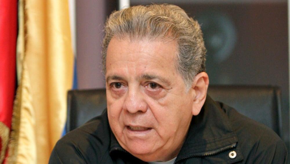 Isaías Rodríguez, ex embajador de Venezuela en España