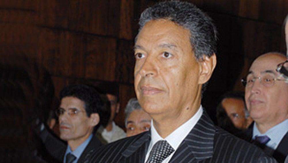 Taib Charkaui, ministro del Interior marroquí