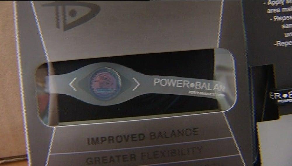 FACUA pide una sanción mayor contra Power Balance