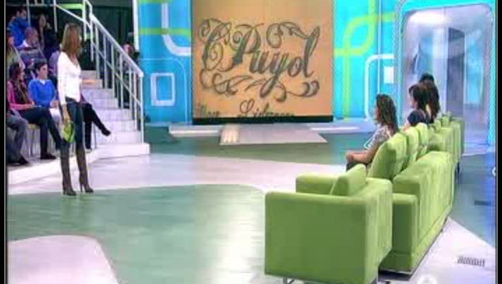 """""""Me ha dejado por Puyol"""" - Parte 1"""