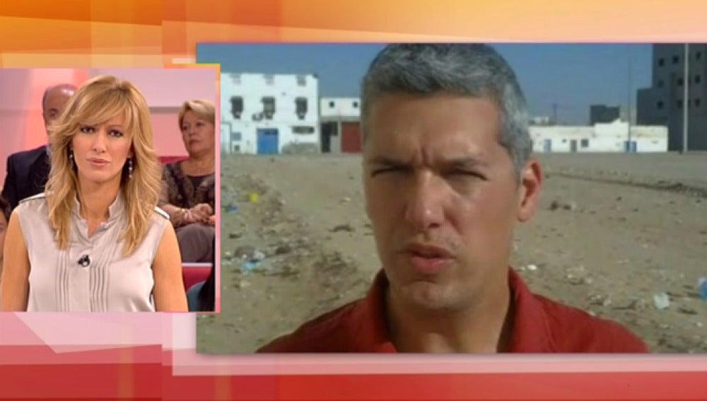 Iván López habla para Espejo Público