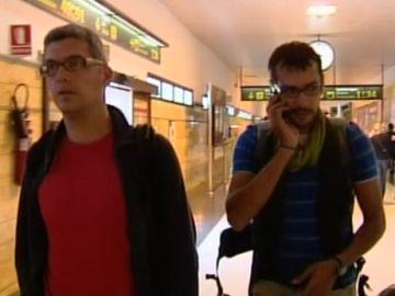 Ya están en Canarias