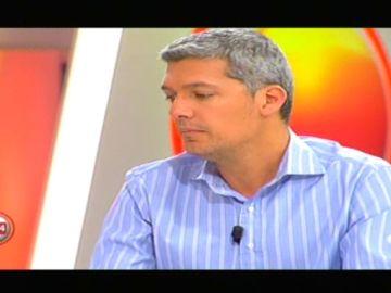 Iván, Ángel, Nuria y Manuel relatan en directo en Espejo Público su experiencia como infiltrados en El Aaiún.