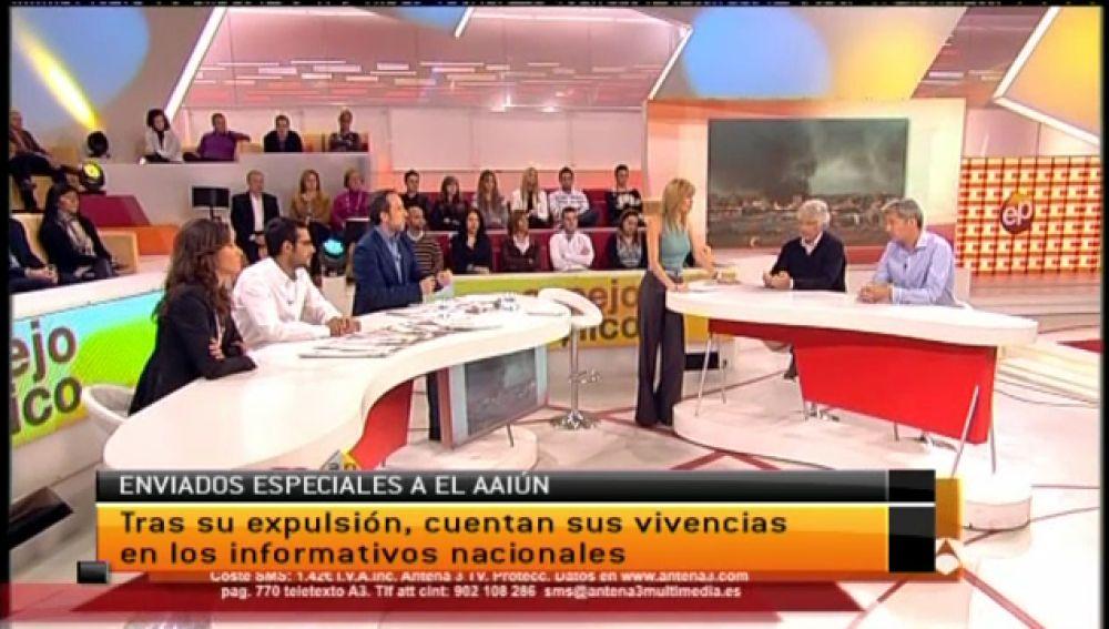 Canarias en un minuto 18 NOVIEMBRE 2010