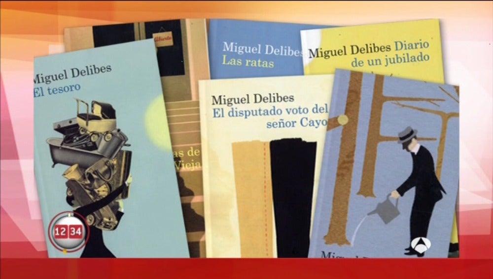 Libros Delibes