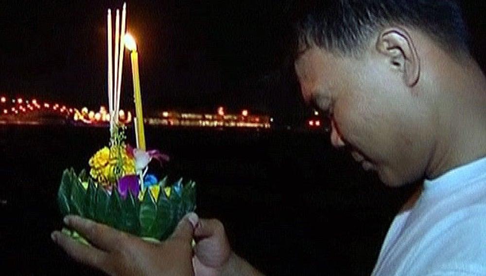 Celebración en Tailandia