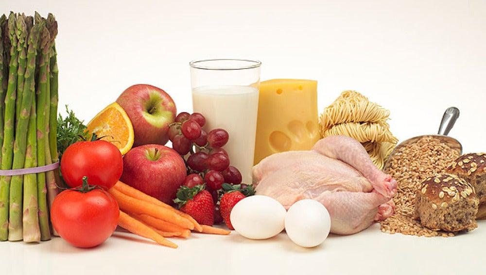 La dieta para no engordar