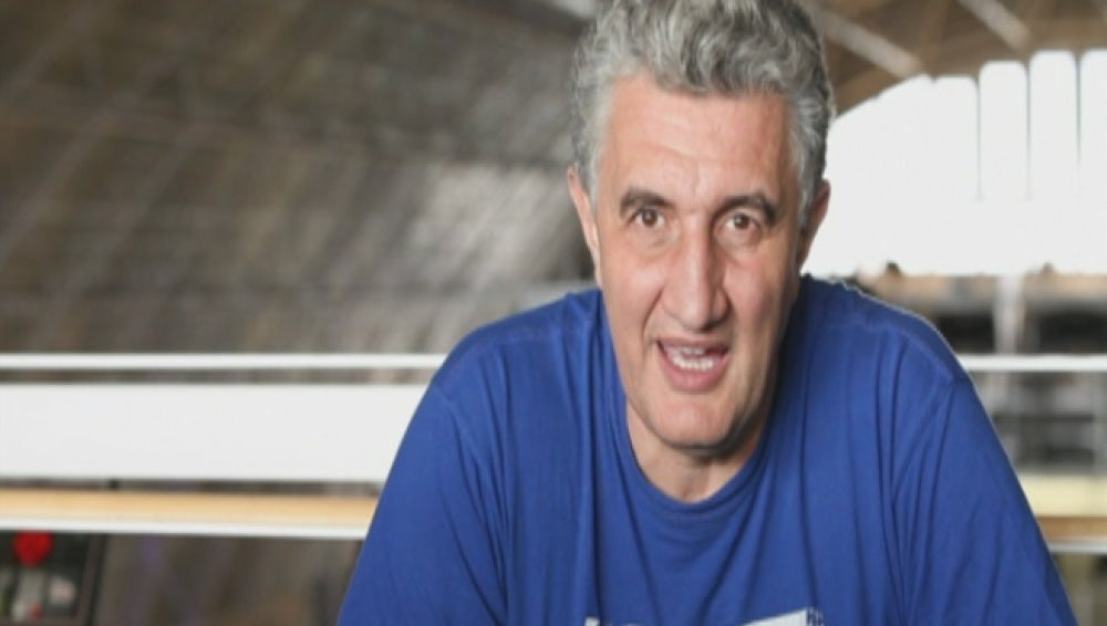 Fernando Romay invitado de Karlos Arguiñano en tu cocina