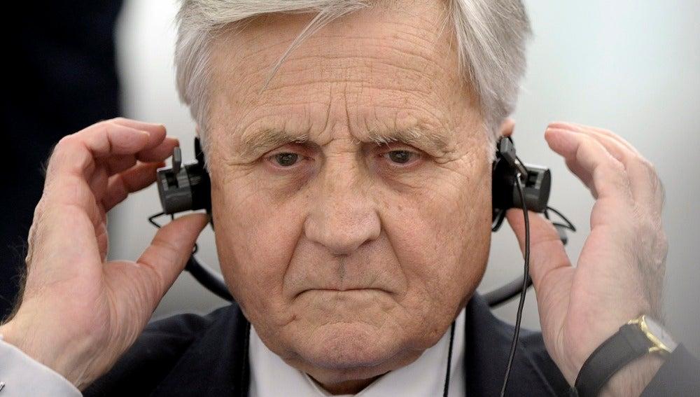Trichet, presidente del BCE