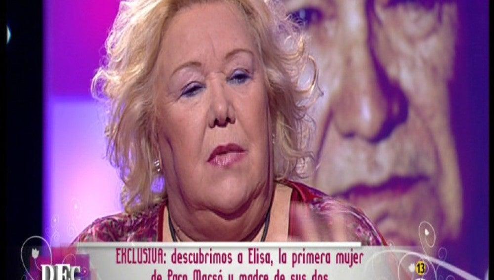Elisa, primer amor de Paco Marsó