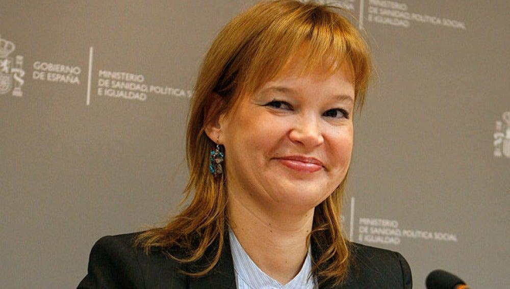 Leire Pajín, ministra de Sanidad