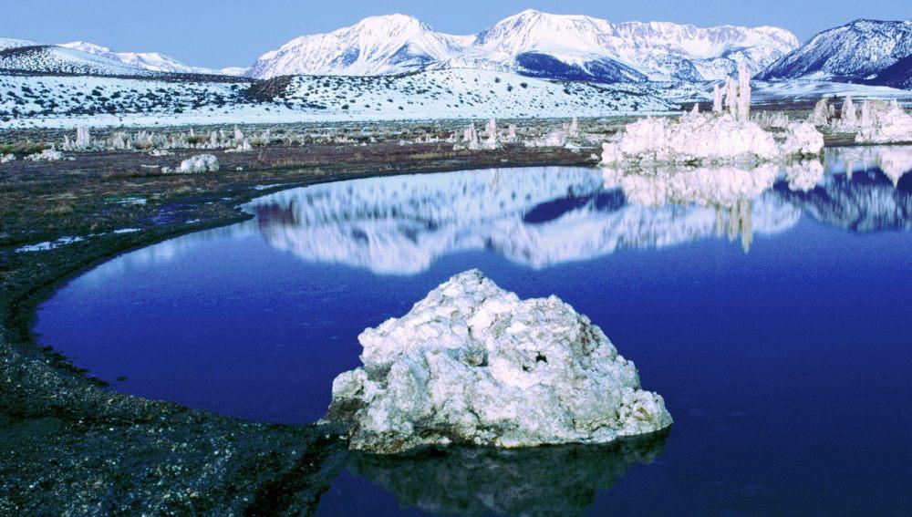El lago Mono en California
