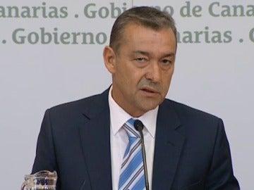 Paulino Rivero pide contundencia al Gobierno del Estado contra los controladores