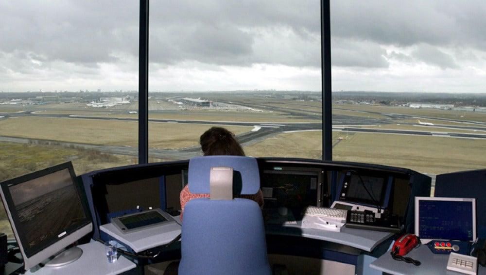 Puesto de control aéreo