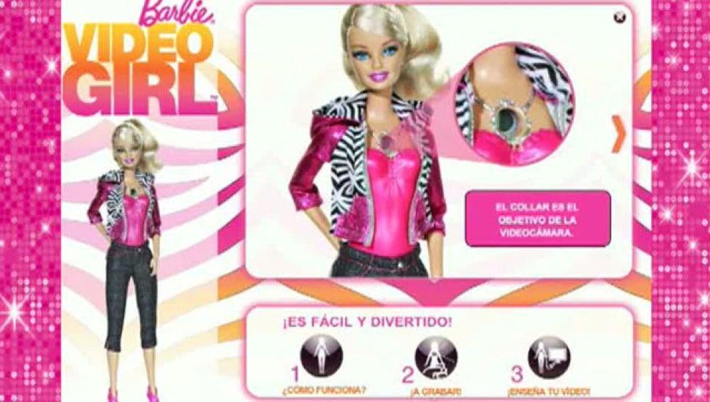 La Barbie 'Video Girl'