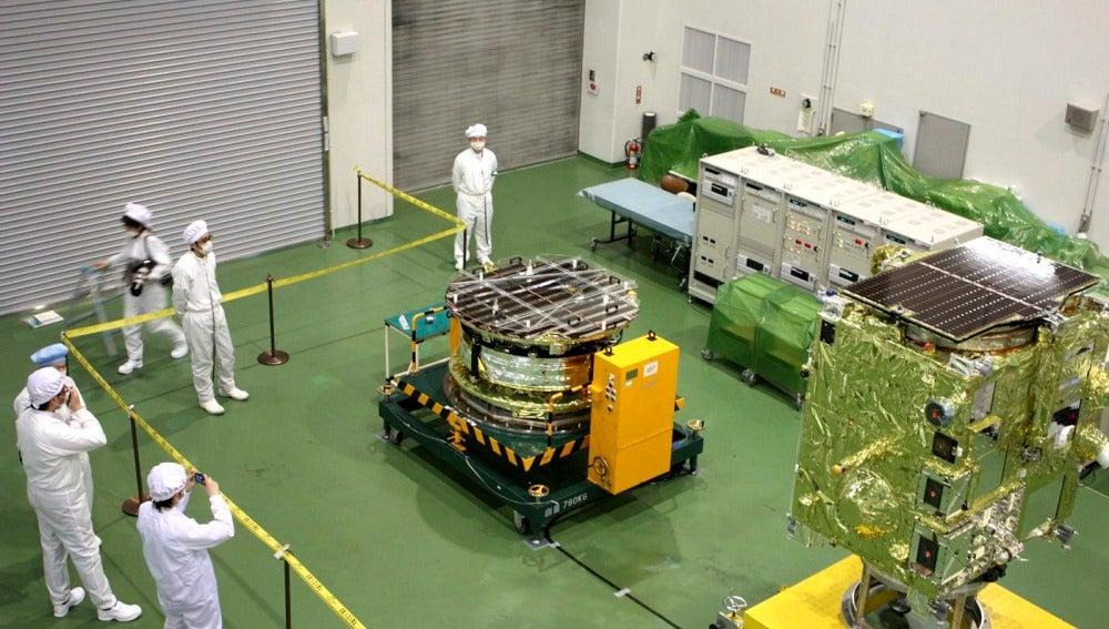 La sonda Akatsuki